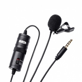 BY-M1 Omni Directional Lavalier Microphone